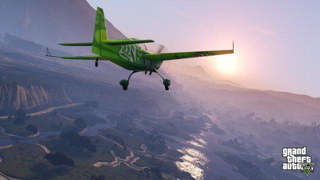 Ob zu Lande, zu Wasser oder in der Luft: Die Kulisse ist technisch zwar nicht immer sauber, aber liefert stets stimmungsvolle Bilder.