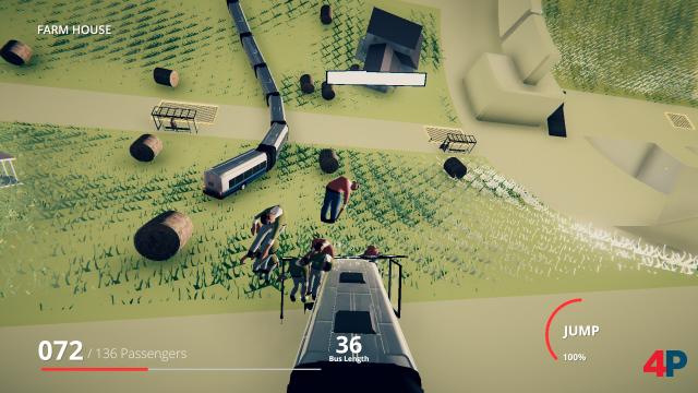 Screenshot - Snakeybus (PS4) 92610239