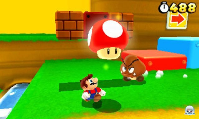 Screenshot - Super Mario 3D Land (3DS) 2280162