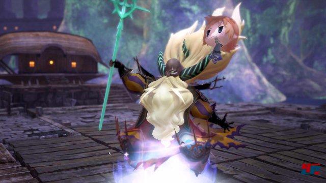 Screenshot - World of Final Fantasy (PlayStation4) 92514111