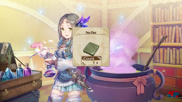 Screenshot - Atelier Firis: The Alchemist and the Mysterious Journey (PC) 92542283