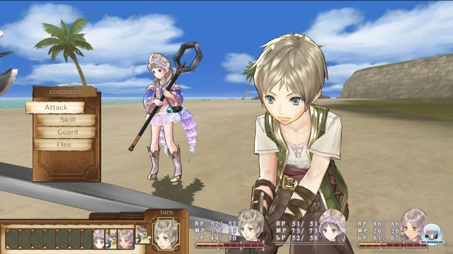 Screenshot - Atelier Totori: The Adventurer of Arland (PlayStation3)