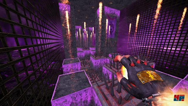 Screenshot - SEUM: Speedrunners from Hell (Linux) 92554668