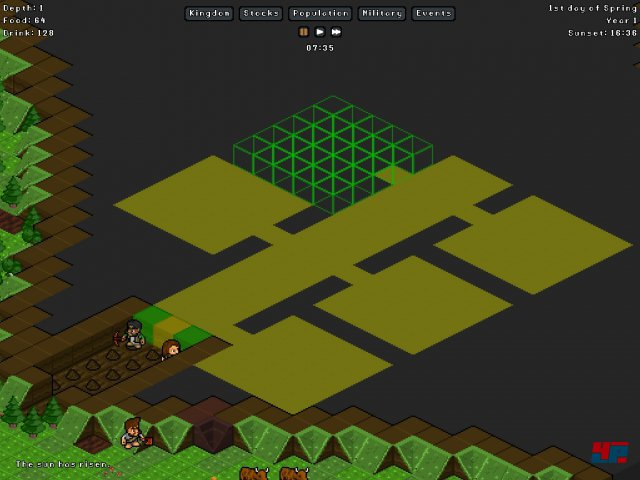 Screenshot - Gnomoria (Linux) 92524197