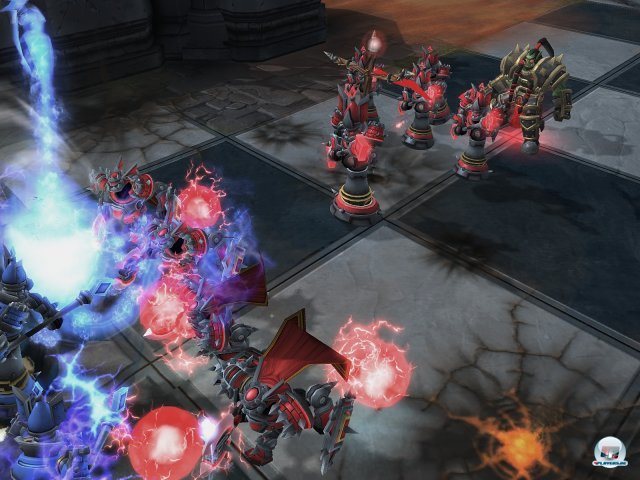 Screenshot - StarCraft II: Wings of Liberty (PC)