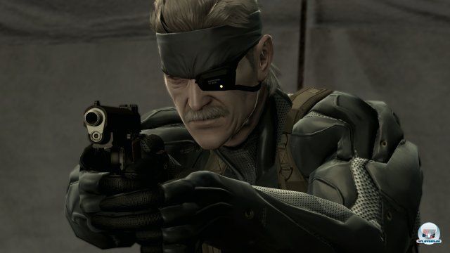Screenshot - Metal Gear Solid: The Legacy Collection (PlayStation3) 92459694