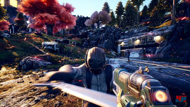 Screenshot - The Outer Worlds (PC)