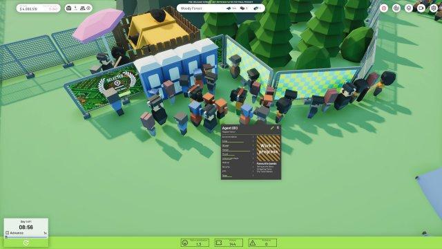 Screenshot - Festival Tycoon (PC) 92634139