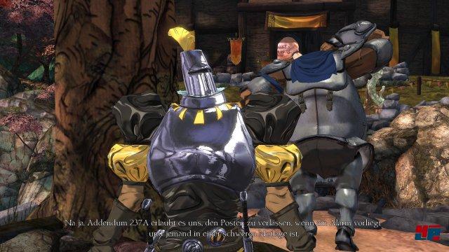 Screenshot - King's Quest: Der seinen Ritter stand (360) 92510284