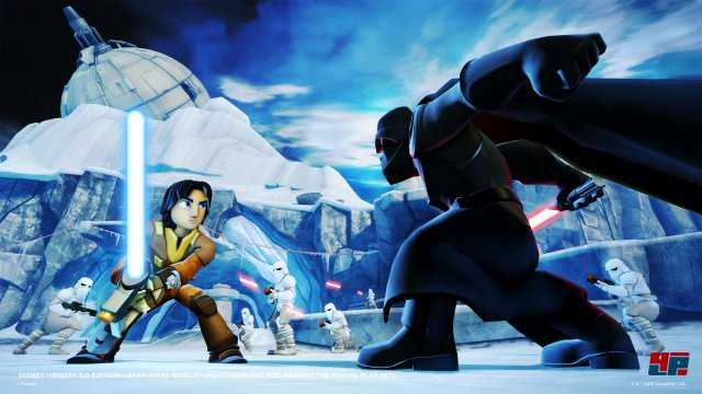 Screenshot - Disney Infinity 3.0: Play Without Limits (360) 92506751