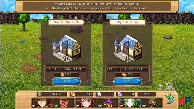 Screenshot - Wizards of Brandel (PC)