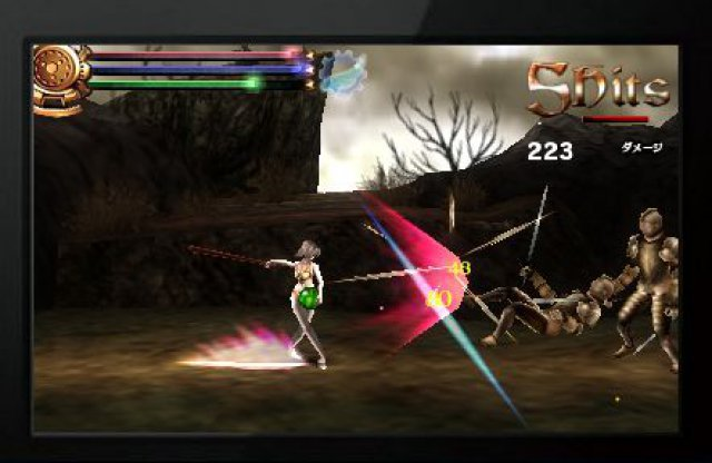 Screenshot - AeternoBlade (3DS)