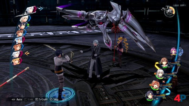 Screenshot - The Legend of Heroes: Trails of Cold Steel 4 (Switch) 92638873
