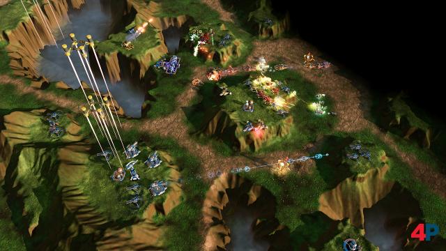 Screenshot - Siege of Centauri (PC)