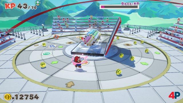 Screenshot - Paper Mario: The Origami King (Switch) 92619573