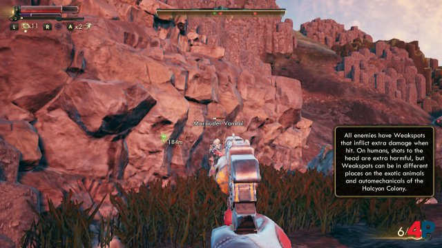 Screenshot - The Outer Worlds (Switch)