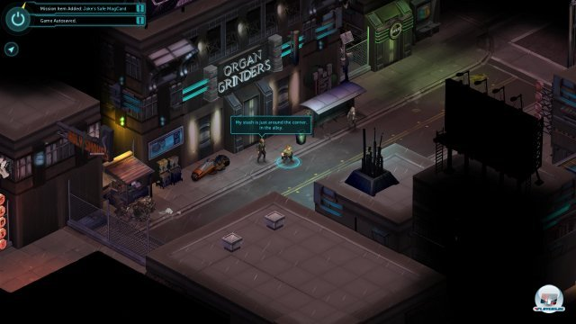 Screenshot - Shadowrun Returns (PC) 92465701
