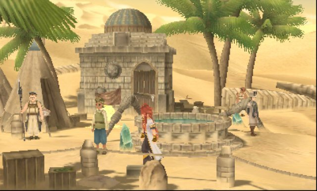 Screenshot - Tales of the Abyss (3DS) 2292507