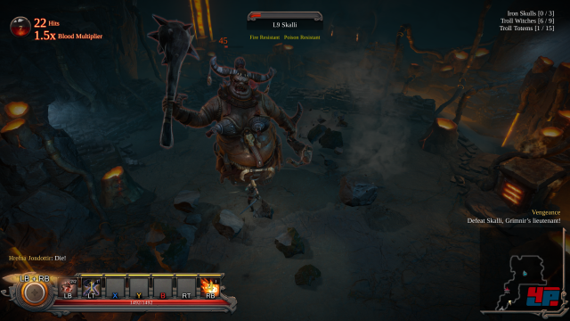 Screenshot - Vikings - Wolves of Midgard (Mac) 92538685