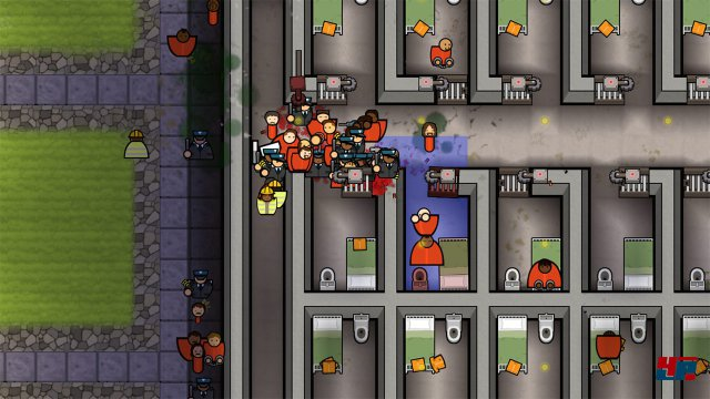 Screenshot - Prison Architect (PS4) 92528908