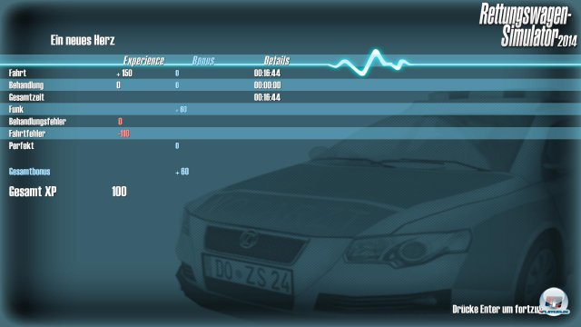 Screenshot - Rettungswagen-Simulator 2014 (PC) 92468156