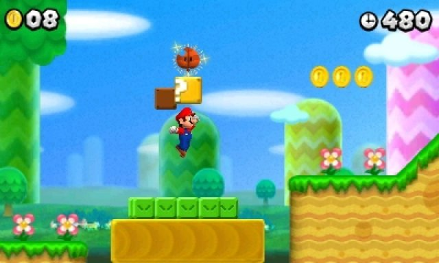 Screenshot - New Super Mario Bros. 2 (3DS) 2373637