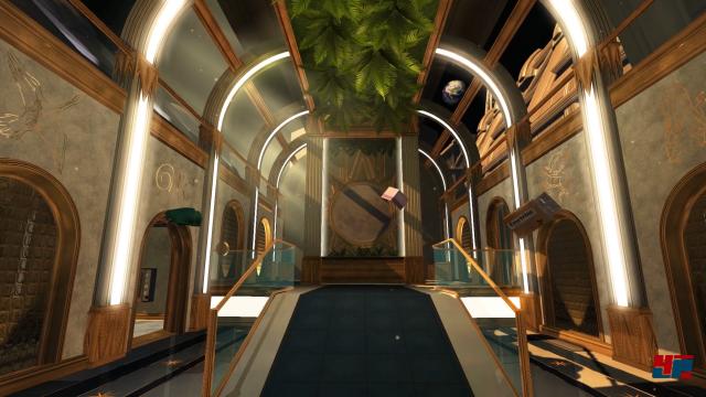 Im neuen Spiel der Macher von Gone Home (The Fullbright Company) wird eine scheinbar verlassene Weltraum-Station erforscht.