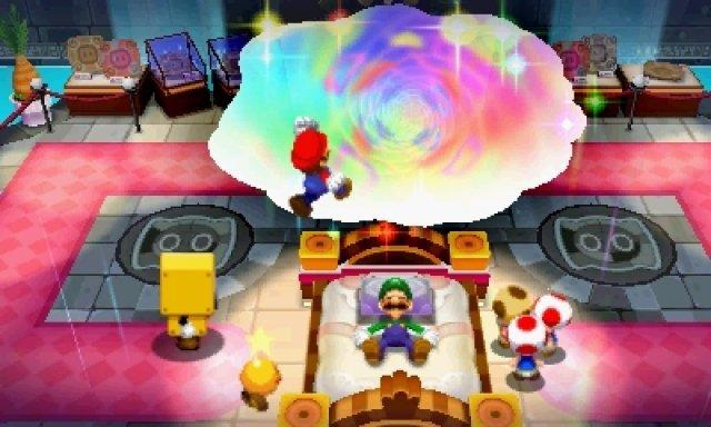 Screenshot - Mario & Luigi: Dream Team Bros. (3DS) 92462443