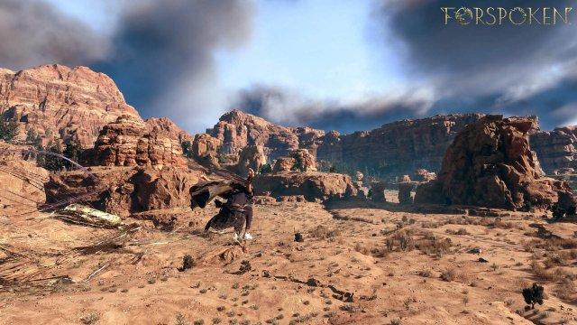 Screenshot - Forspoken (PC, PlayStation5)
