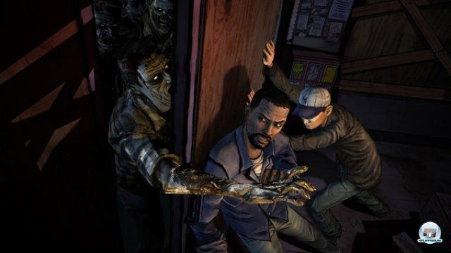 Screenshot - The Walking Dead (PC) 2319952