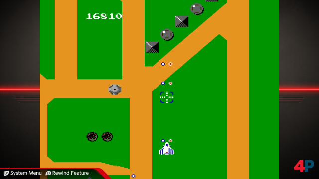 Screenshot - Namco Museum Archives Volume 1 2 (PS4) 92616963