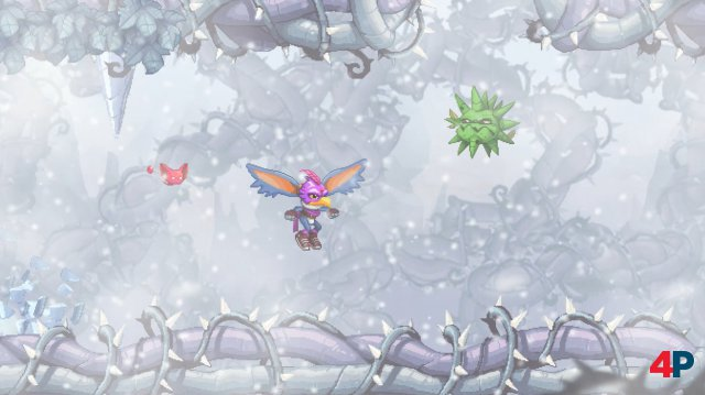 Screenshot - Kaze and the Wild Masks (PC)