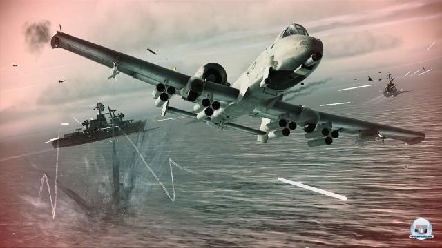 Screenshot - Ace Combat: Assault Horizon (360) 2249047