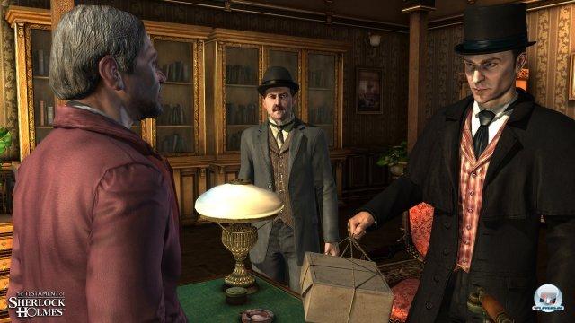 Screenshot - Das Testament des Sherlock Holmes (PC) 2309637
