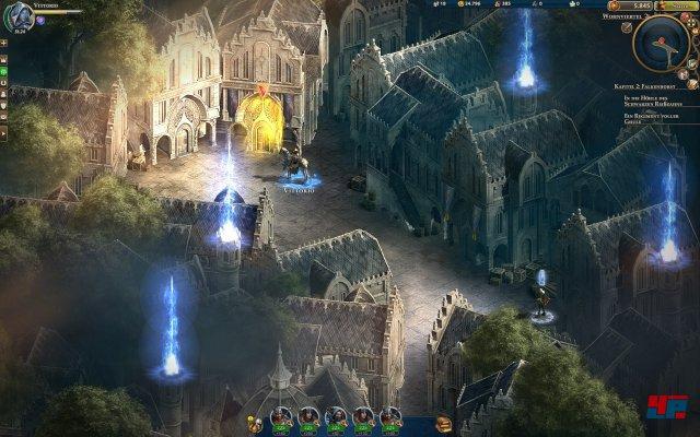 Himmel oder Hölle? In Might and Magic Heroes: Online muss zwischen Zuflucht und Nekropolis gewählt werden.