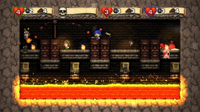 Screenshot - Spelunky (Switch)