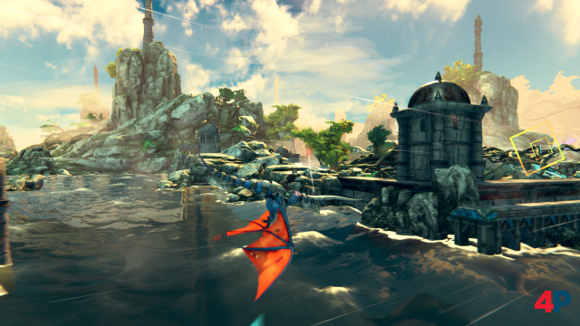 Screenshot - Panzer Dragoon (Remake) (PC)
