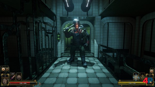 Screenshot - Vaporum: Lockdown (PC) 92622903