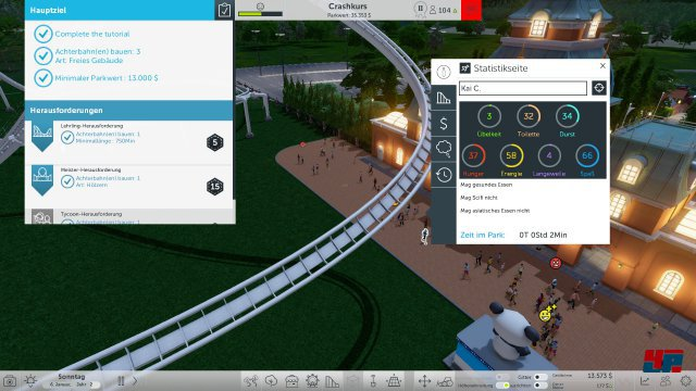 Screenshot - RollerCoaster Tycoon World (PC) 92537629