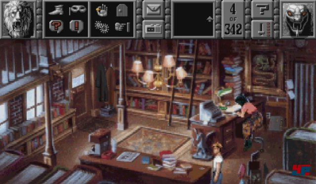 Screenshot - Gabriel Knight: Sins of the Fathers (Oldie) (PC) 92489741