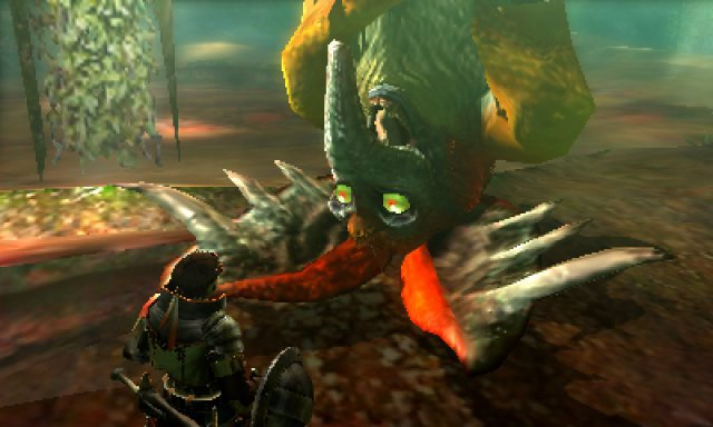 Screenshot - Monster Hunter 4 Ultimate (3DS) 92486339