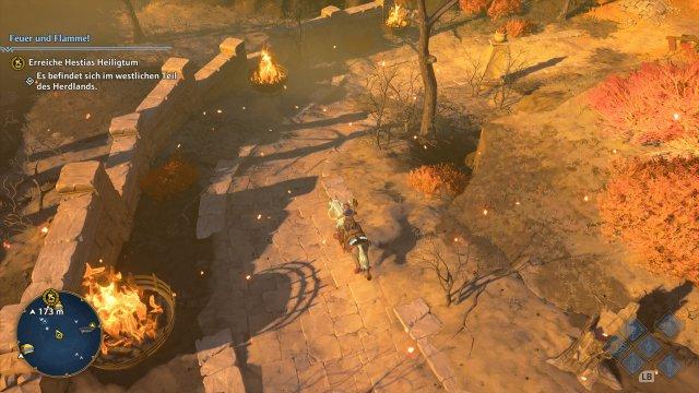 Screenshot - Immortals Fenyx Rising: Die verlorenen Götter (XboxSeriesX) 92641385