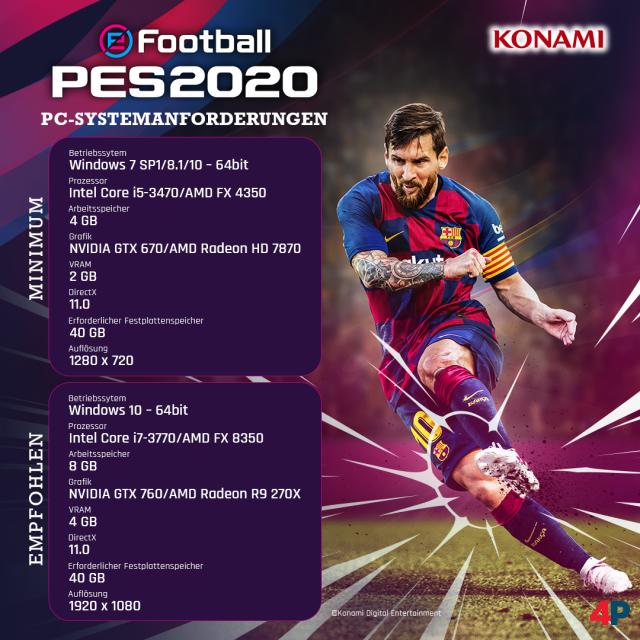 Screenshot - eFootball PES 2020 (PC) 92592948
