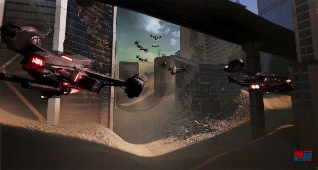 Screenshot - Archangel (VR) (PlayStationVR)