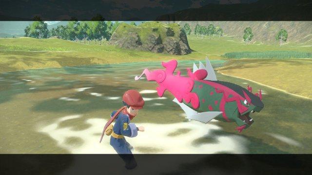 Screenshot - Pokémon-Legenden: Arceus (Switch)