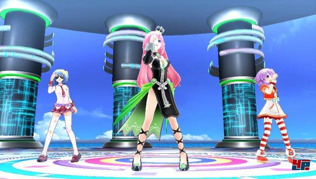 Screenshot - Hyperdimension Neptunia PP (PS_Vita)