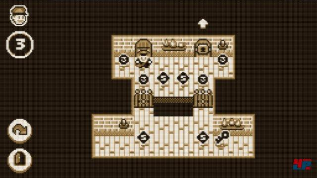Screenshot - Warlock's Tower (3DS)