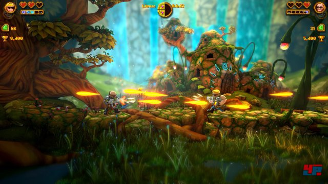 Screenshot - Rad Rodgers (PC) 92579610