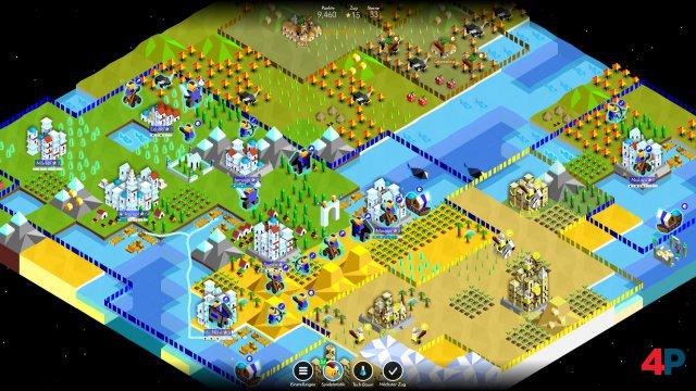 Screenshot - The Battle of Polytopia: Moonrise (PC)
