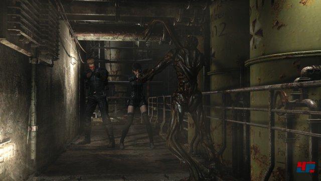 Screenshot - Resident Evil Zero (360) 92518360